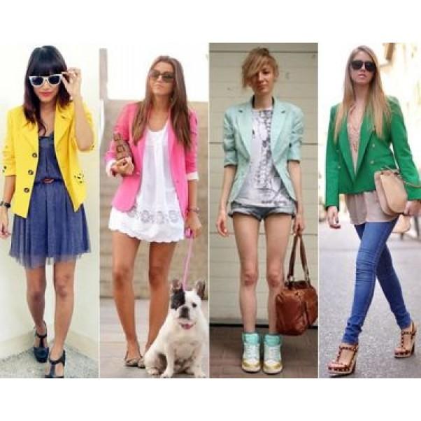 Актуални връхни дрехи за летния сезон